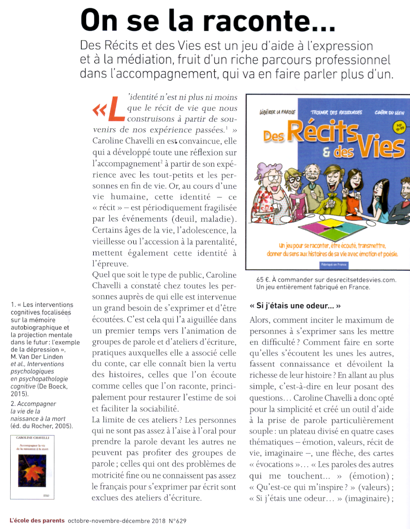 Ecole des parents